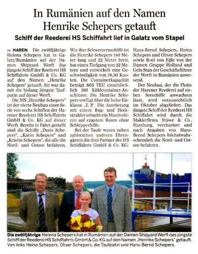 news_TaufeHenrikeSchepersMT