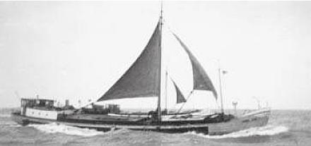 Motorsegler MARIA ELISE (Bauj.1911, 237 tdw)
