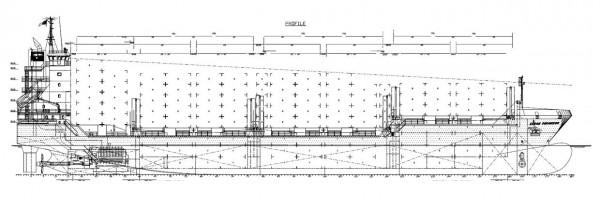 Volharding750-Seitenriss